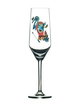 Champagneglas In To The Future