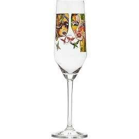 Champagneglas In Love