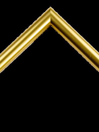 Profil rund guld