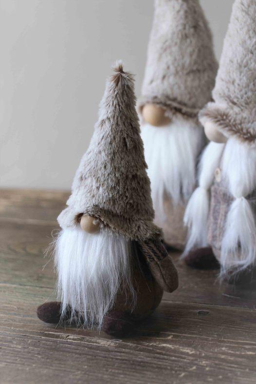 Tomte Cozy Santa Tiny