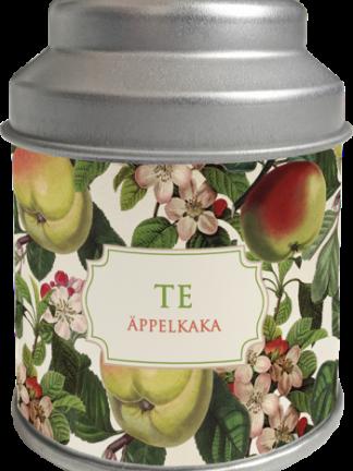 Teburk m 5 tepåsar - Äppelkaka / Äpple